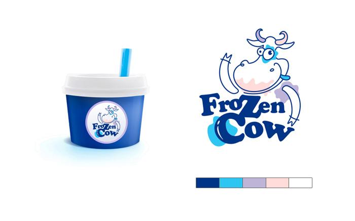 логотип ~Frozen Cow~