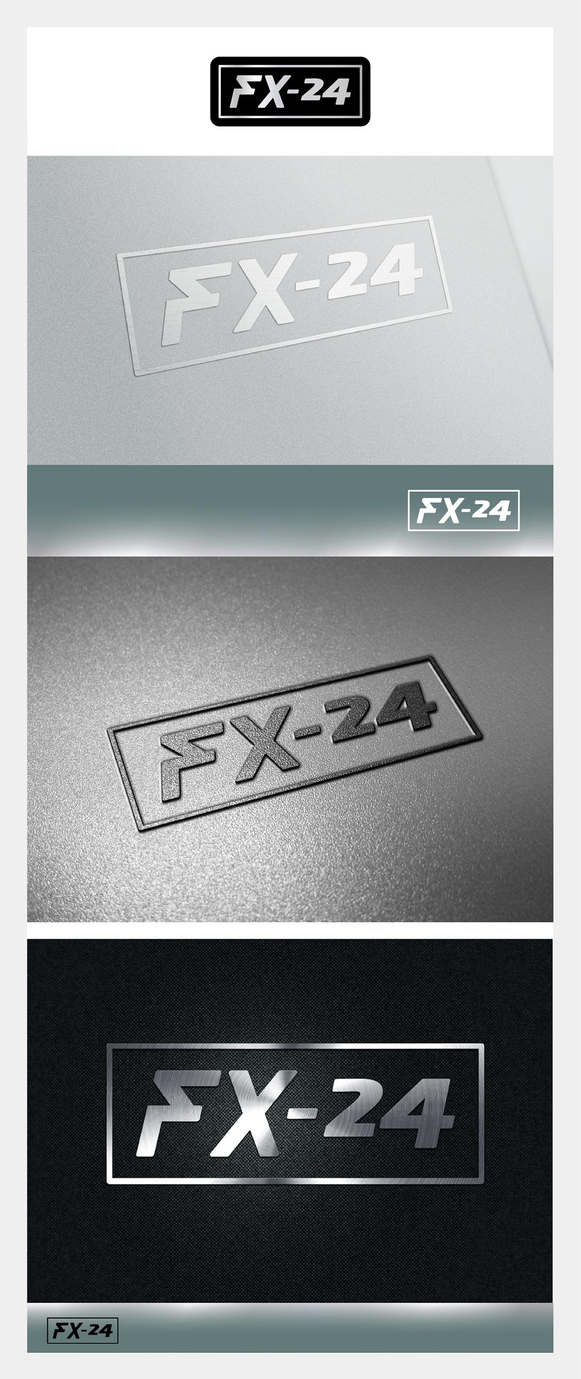 Разработка логотипа компании FX-24 фото f_76054621189f19ff.jpg