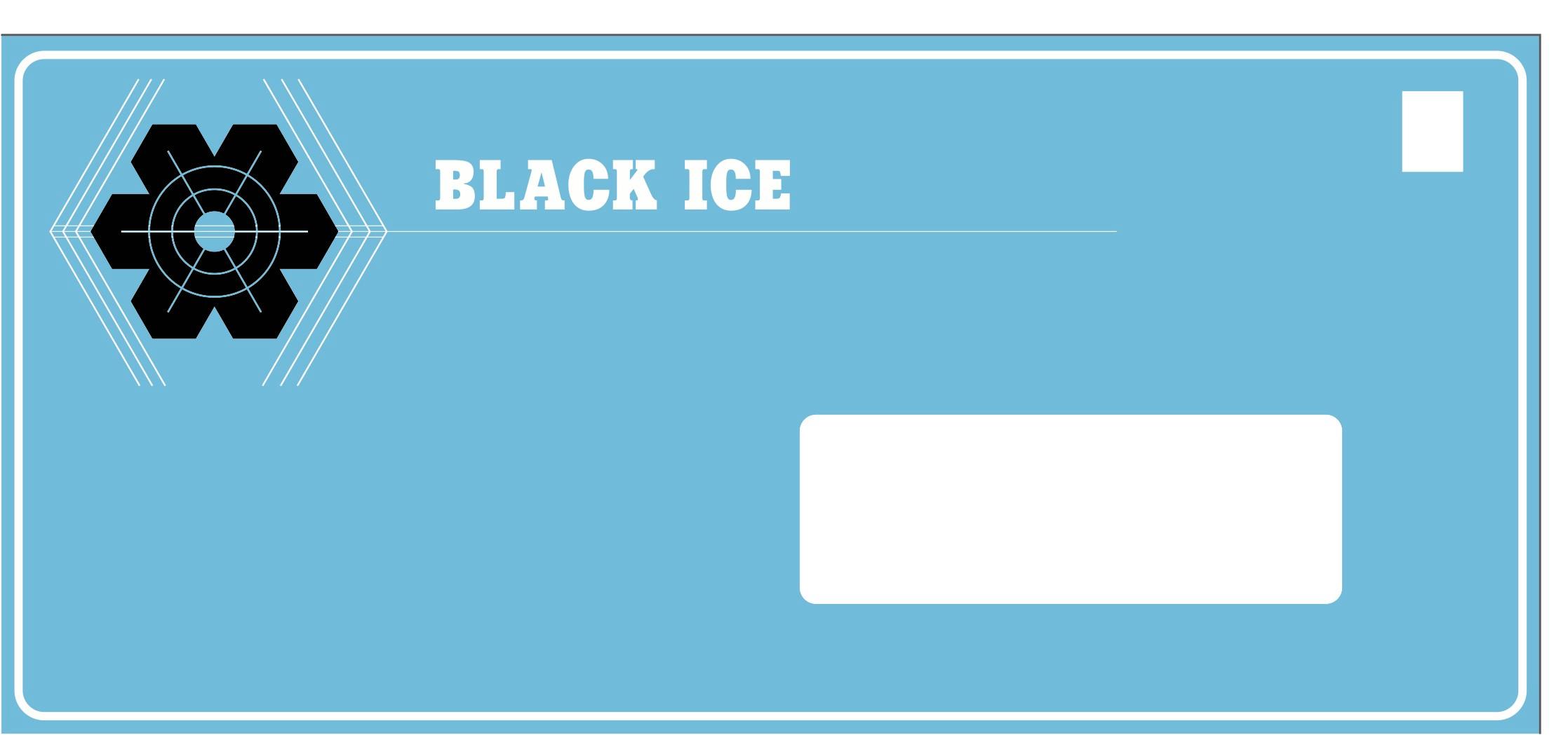 """Логотип + Фирменный стиль для компании """"BLACK ICE"""" фото f_94557132e10d994e.jpg"""
