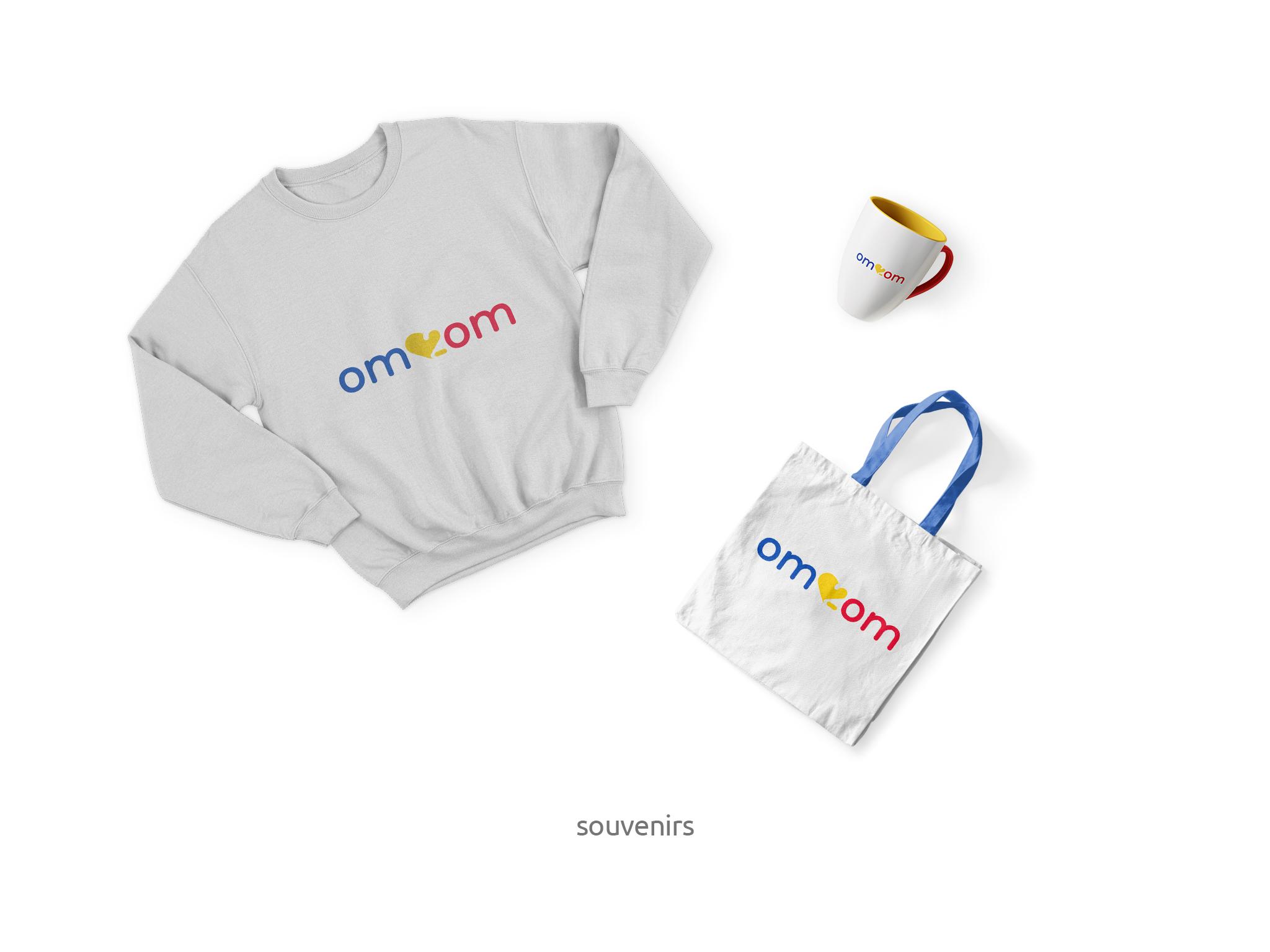 Разработка логотипа для краудфандинговой платформы om2om.md фото f_5435f593f8ea6c2f.jpg