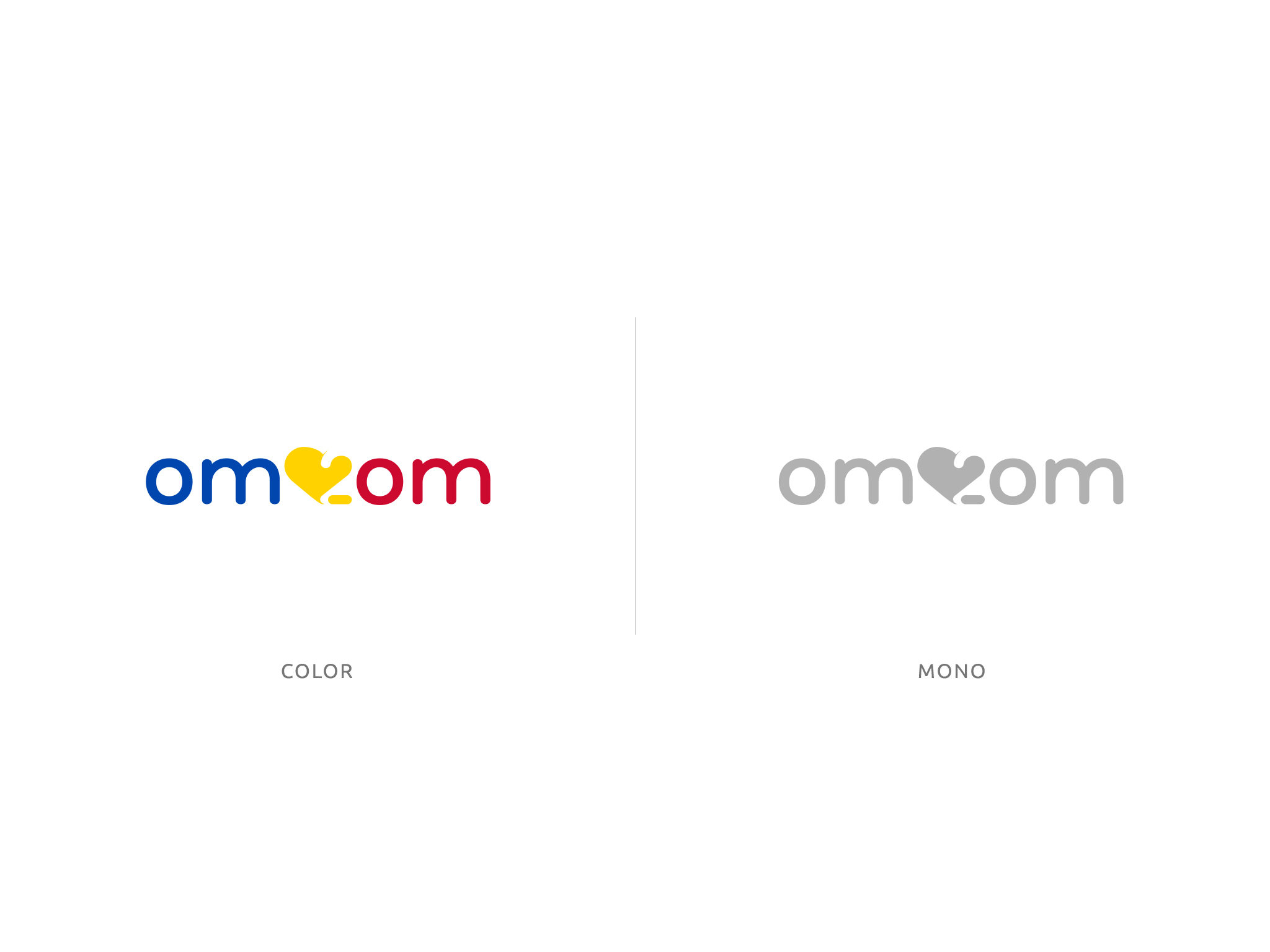 Разработка логотипа для краудфандинговой платформы om2om.md фото f_9585f593f8b45a4d.jpg
