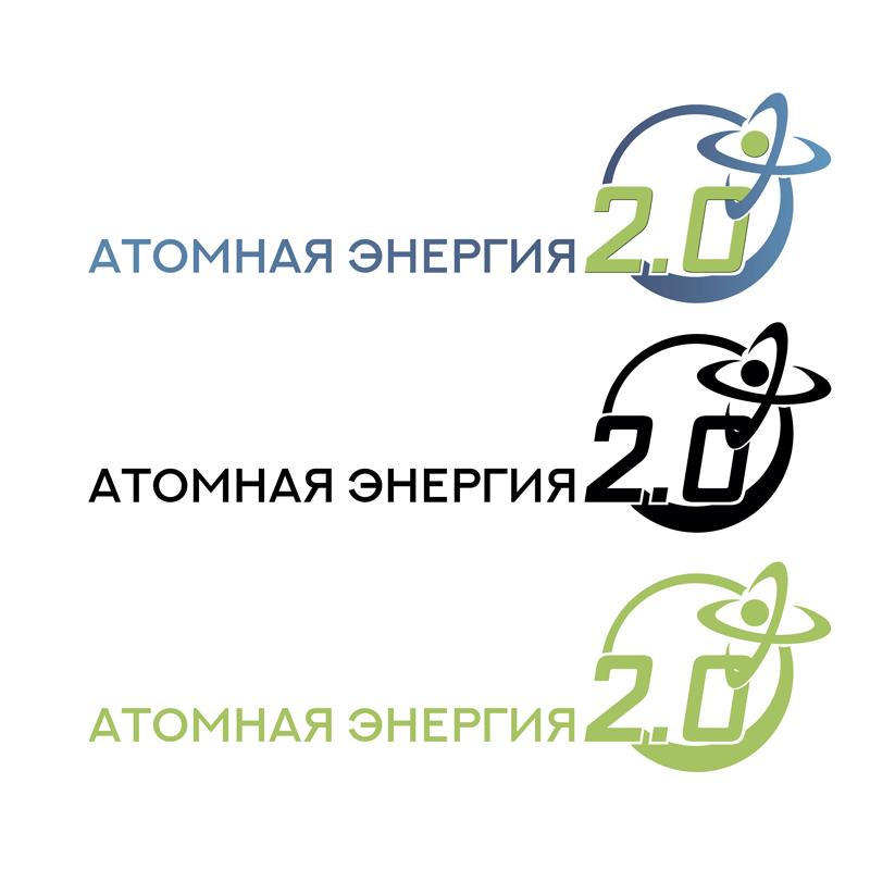 """Фирменный стиль для научного портала """"Атомная энергия 2.0"""" фото f_15559df98999e69b.png"""