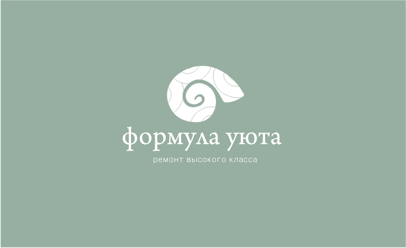 "Логотип ""Формула уюта"""