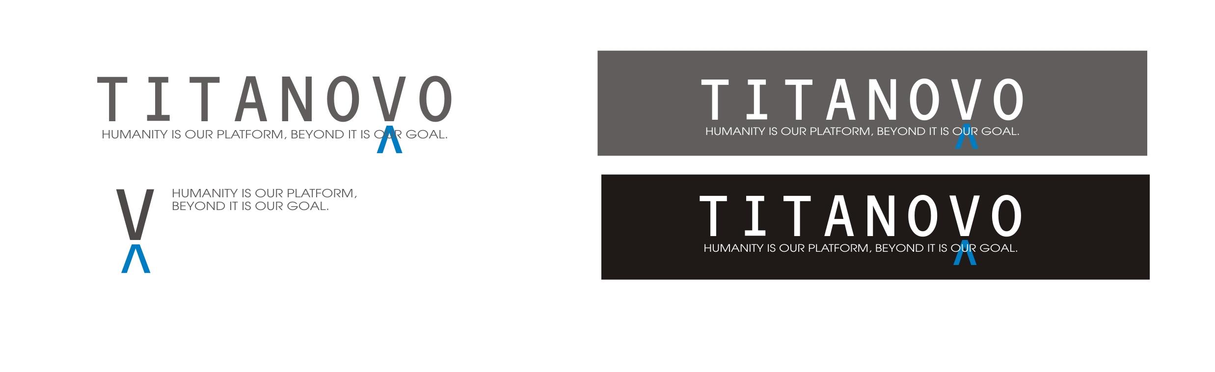 "Логотип ""TITANOVO"""
