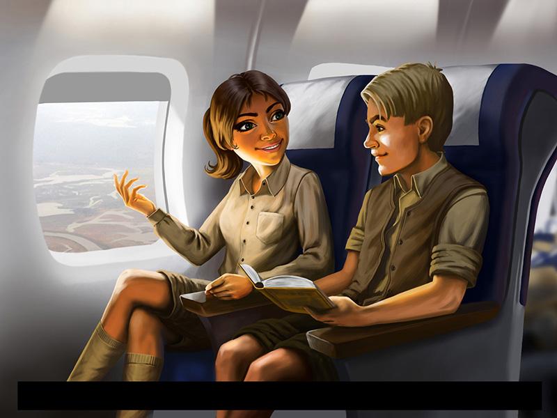 Иллюстрация для игры6