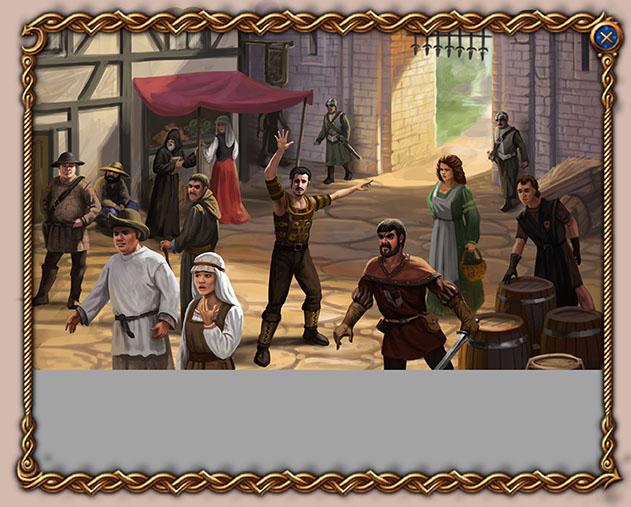 Иллюстрация для онлайн игры5