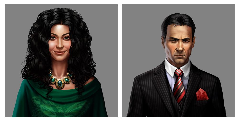 Портреты в игру4
