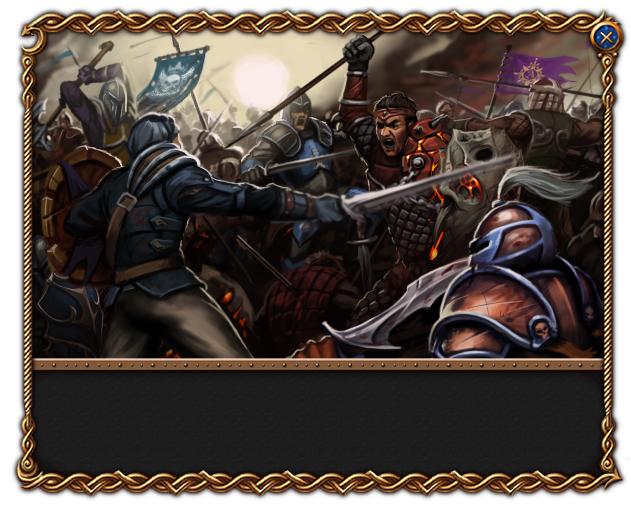 Иллюстрация для онлайн игры