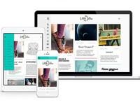 Продающий индивидуальный дизайн сайта