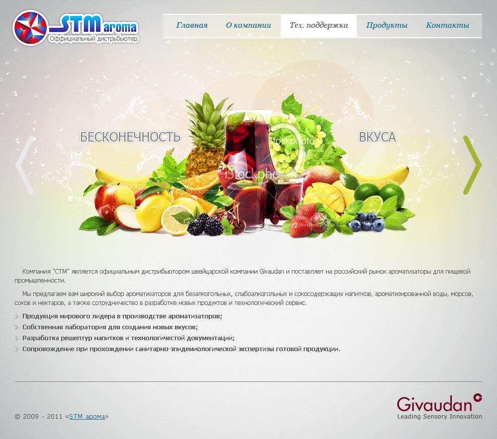 Ароматизаторы пищевой промышленности 1