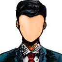 Иконка человека, по заданному формату 1