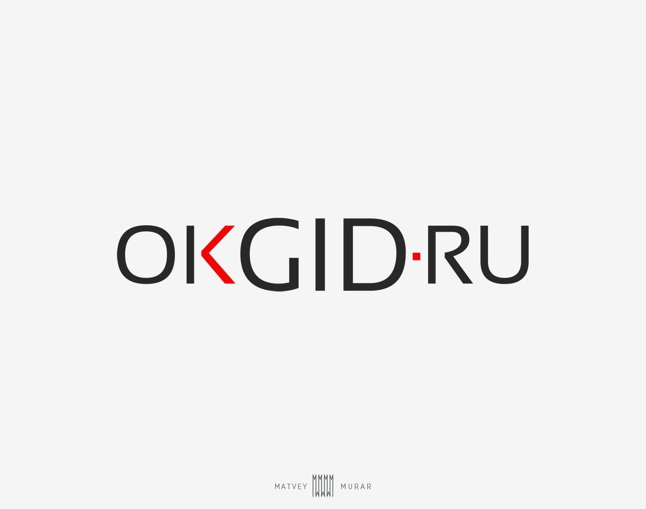 Логотип для сайта OKgid.ru фото f_16357c9023f01371.jpg