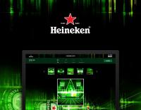Конструктор баннеров Heineken