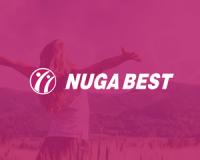 Корпоративный сайт Nuga Best
