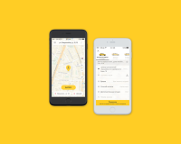 Такси.Ритм iOS