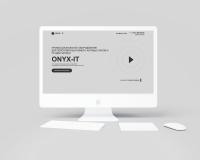 Onyx IT –Лендинг