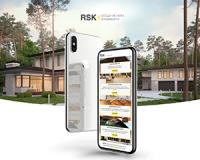 Корпоративный сайт RSK