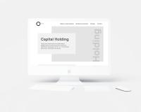 Capital Holding – Корпоративный сайт