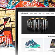 [Интернет-магазин] Graffity Market
