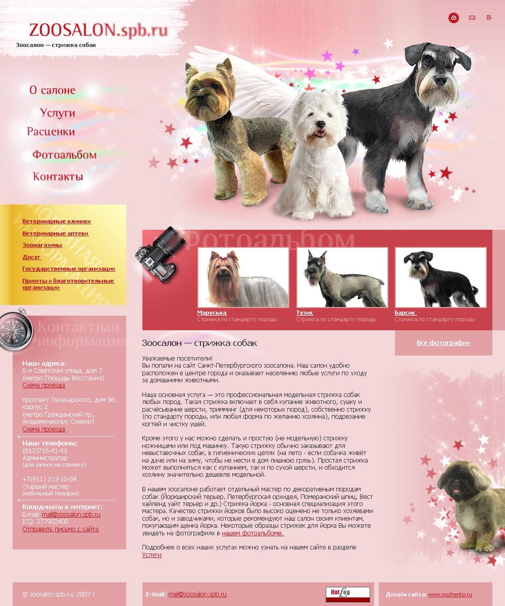 Дизайн сайта, иллюстрация, Flash