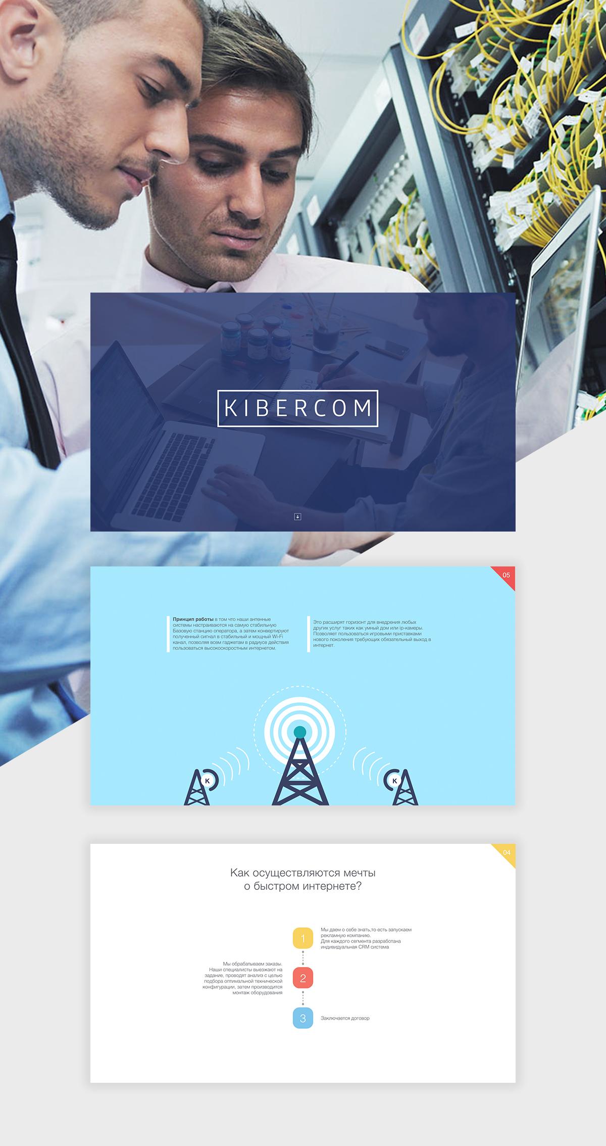 Проект Kibercom