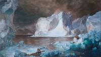 Копия картины Frederic Edwin Church, холст/масло
