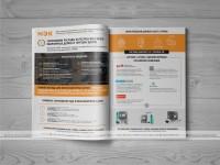 Дизайн коммерческого предложения для компании МЭК