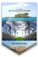 """дизайн сайта """"электро энергия"""""""
