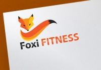 Логотип для фитнес центра
