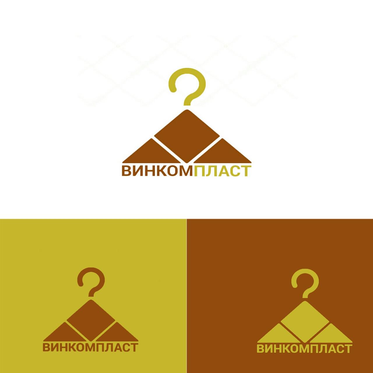 Логотип, фавикон и визитка для компании Винком Пласт  фото f_5975c3cb20a0b049.jpg