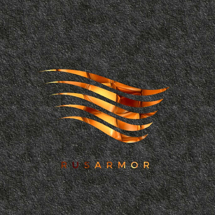 Разработка логотипа технологического стартапа РУСАРМОР фото f_5995a0720a5ea508.jpg
