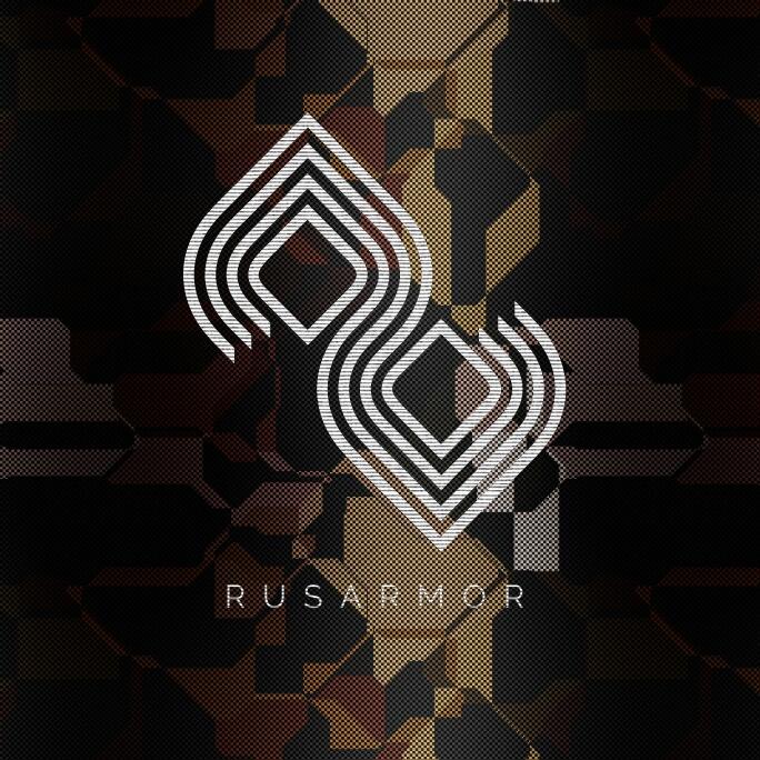 Разработка логотипа технологического стартапа РУСАРМОР фото f_8375a0720860b621.jpg