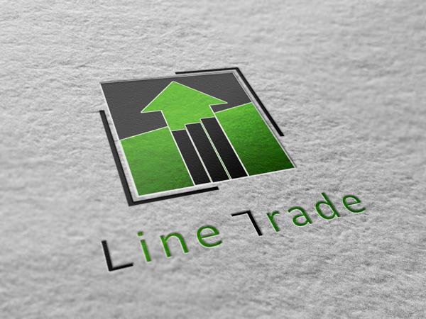 Разработка логотипа компании Line Trade фото f_08750fd46975a25d.jpg