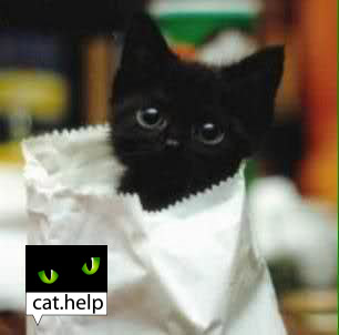 логотип для сайта и группы вк - cat.help фото f_19859e513d1c9d6b.jpg