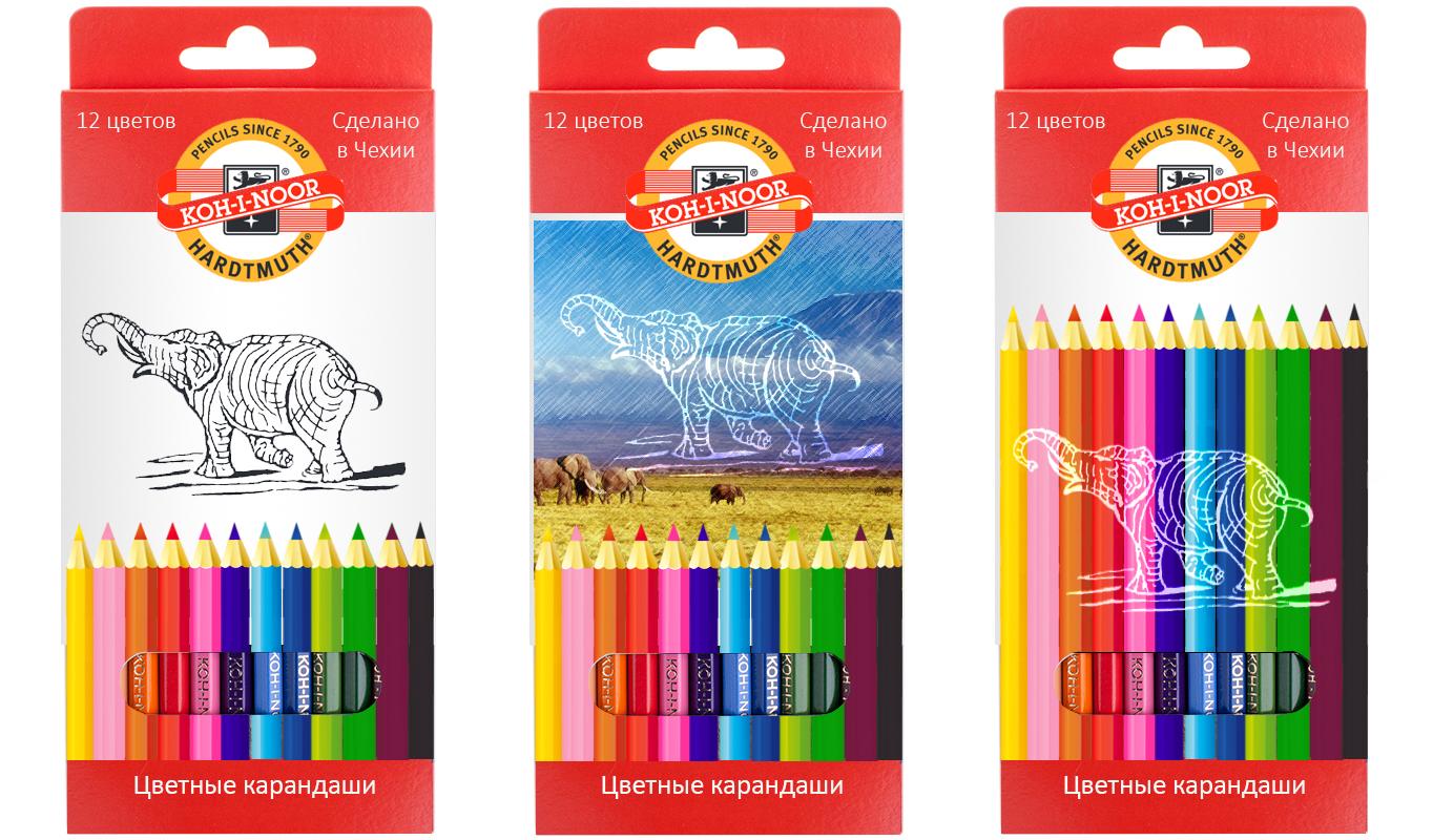 Разработка дизайна упаковки для чешского бренда KOH-I-NOOR фото f_97159f8afe913408.jpg