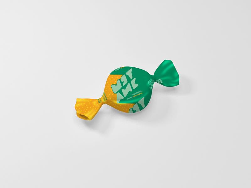 Разработка дизайна упаковки для мятной карамели от Рот Фронт фото f_36259f09c8b46b89.jpg