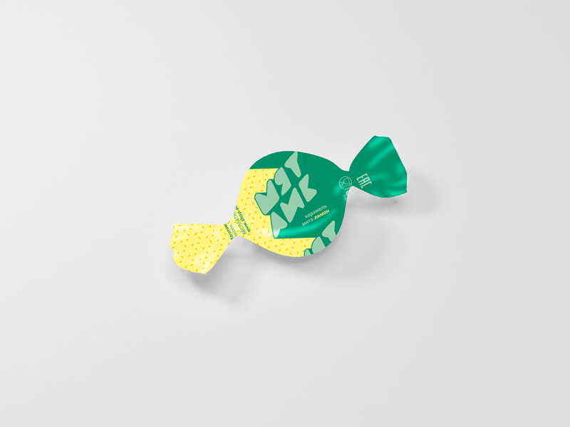 Разработка дизайна упаковки для мятной карамели от Рот Фронт фото f_57659f09c91a99a1.jpg