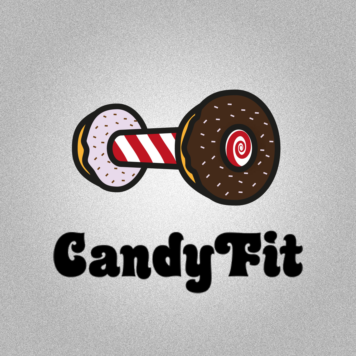 "Разработать логотип для ""CandyFit"" фото f_30351e3c35b8b9f8.jpg"