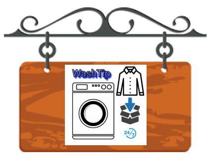Логотип для химчистки