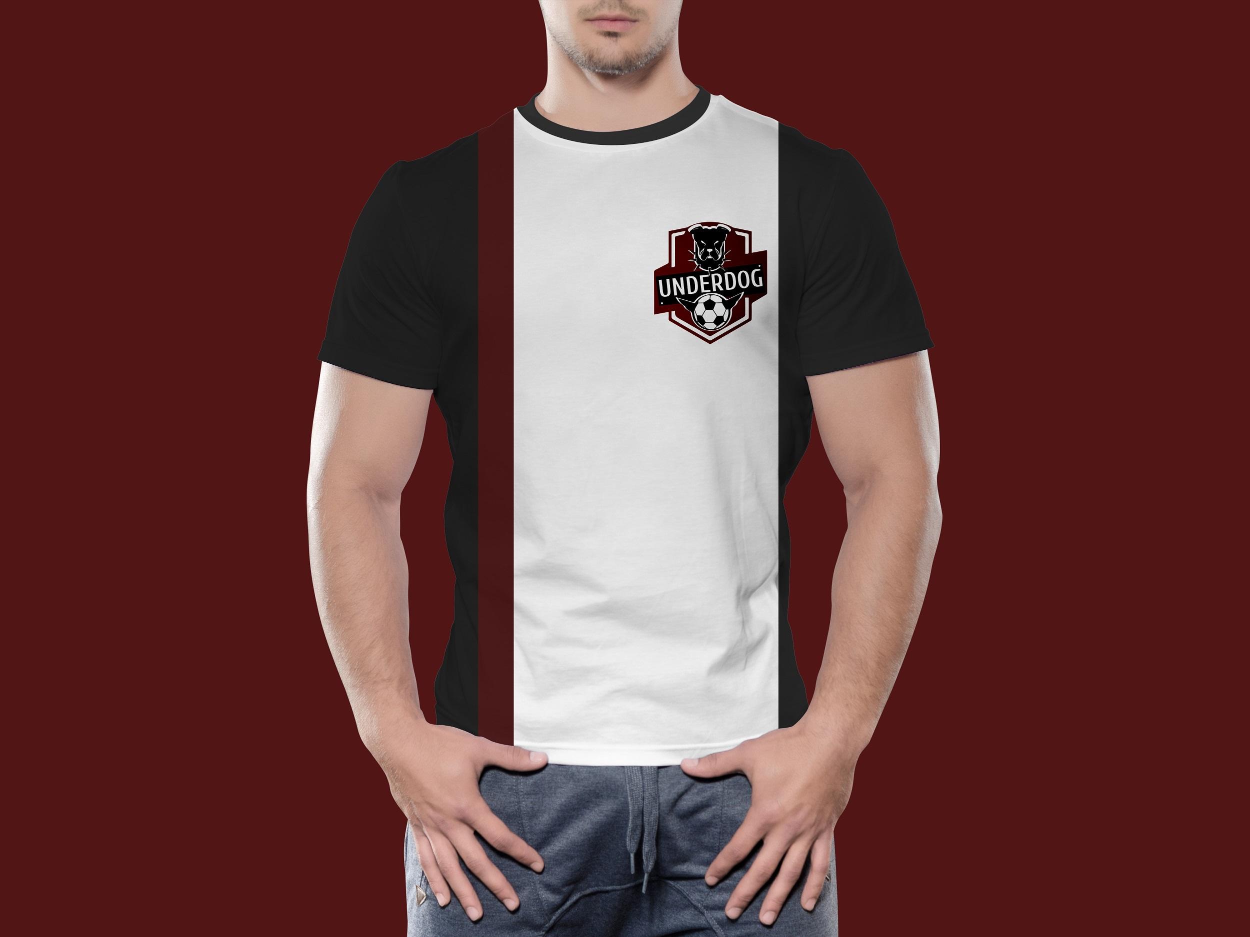 Футбольный клуб UNDERDOG - разработать фирстиль и бренд-бук фото f_5545caf7e675eaa6.jpg