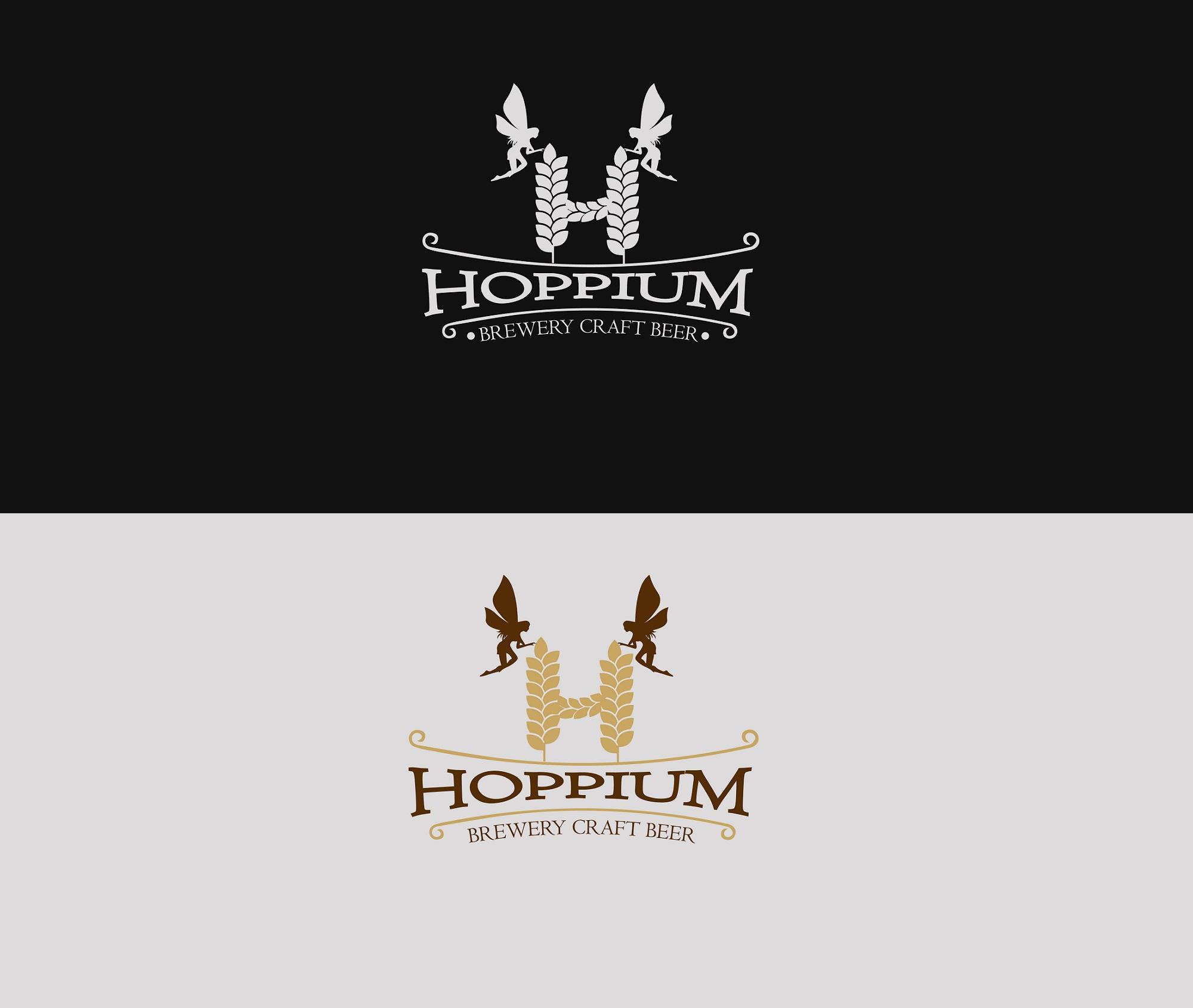 Логотип + Ценники для подмосковной крафтовой пивоварни фото f_7795dc4756b2fe4a.jpg