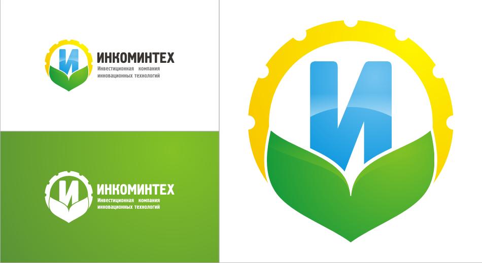 """Разработка логотипа компании """"Инкоминтех"""" фото f_4d9d7fd2b45ab.png"""