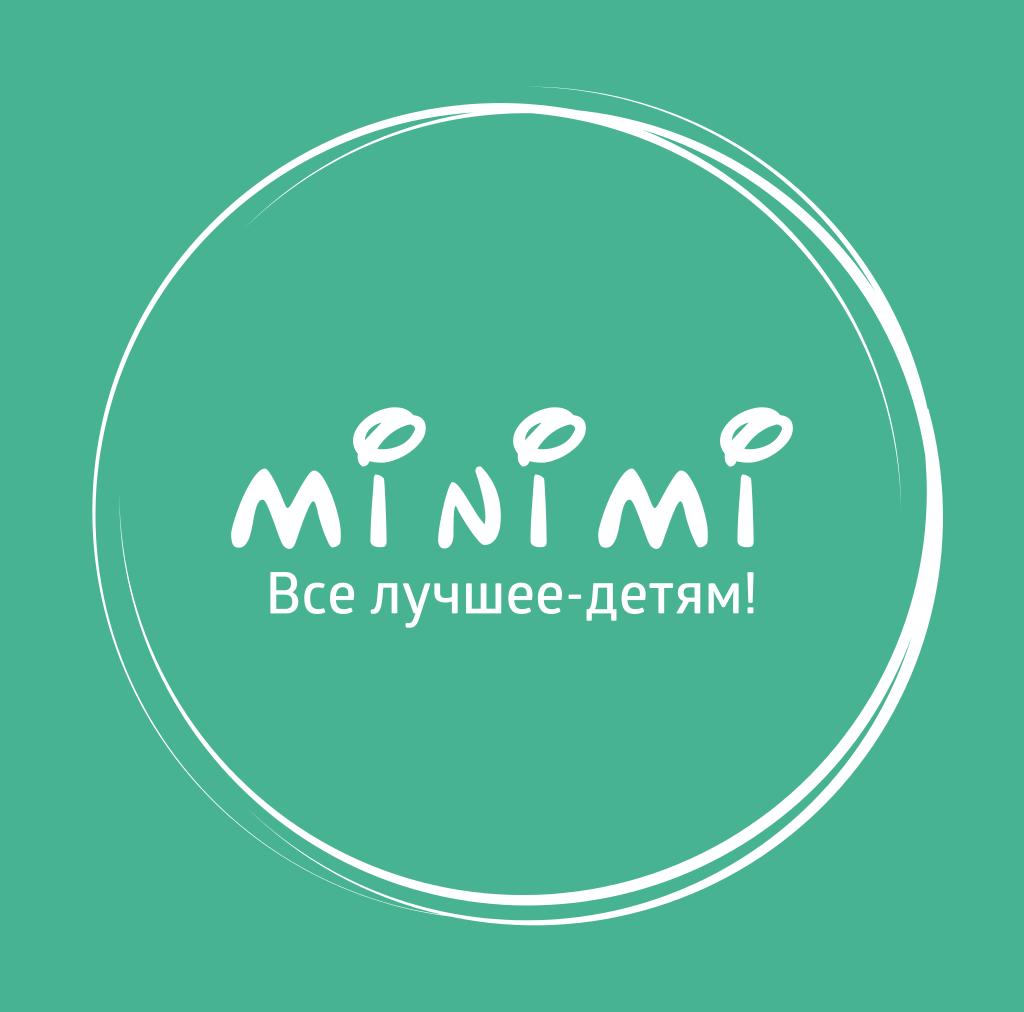 Цель: Разработать логотип детской дизайнерской одежды Мinimi фото f_0695b1e4cb762957.png