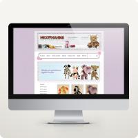Редизайн сайта Мехомания