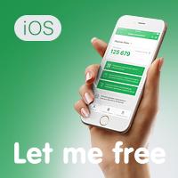 Приложение для электронной дисконт-карты под iOS (51 экран)