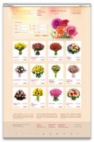 BungaBunga - интернет магазин цветов.