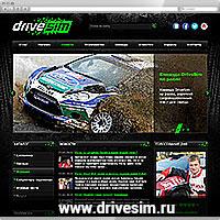 DriveSim – раллийная команда