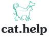 логотип для сайта и группы вк - cat.help фото f_48159dc967e95464.png