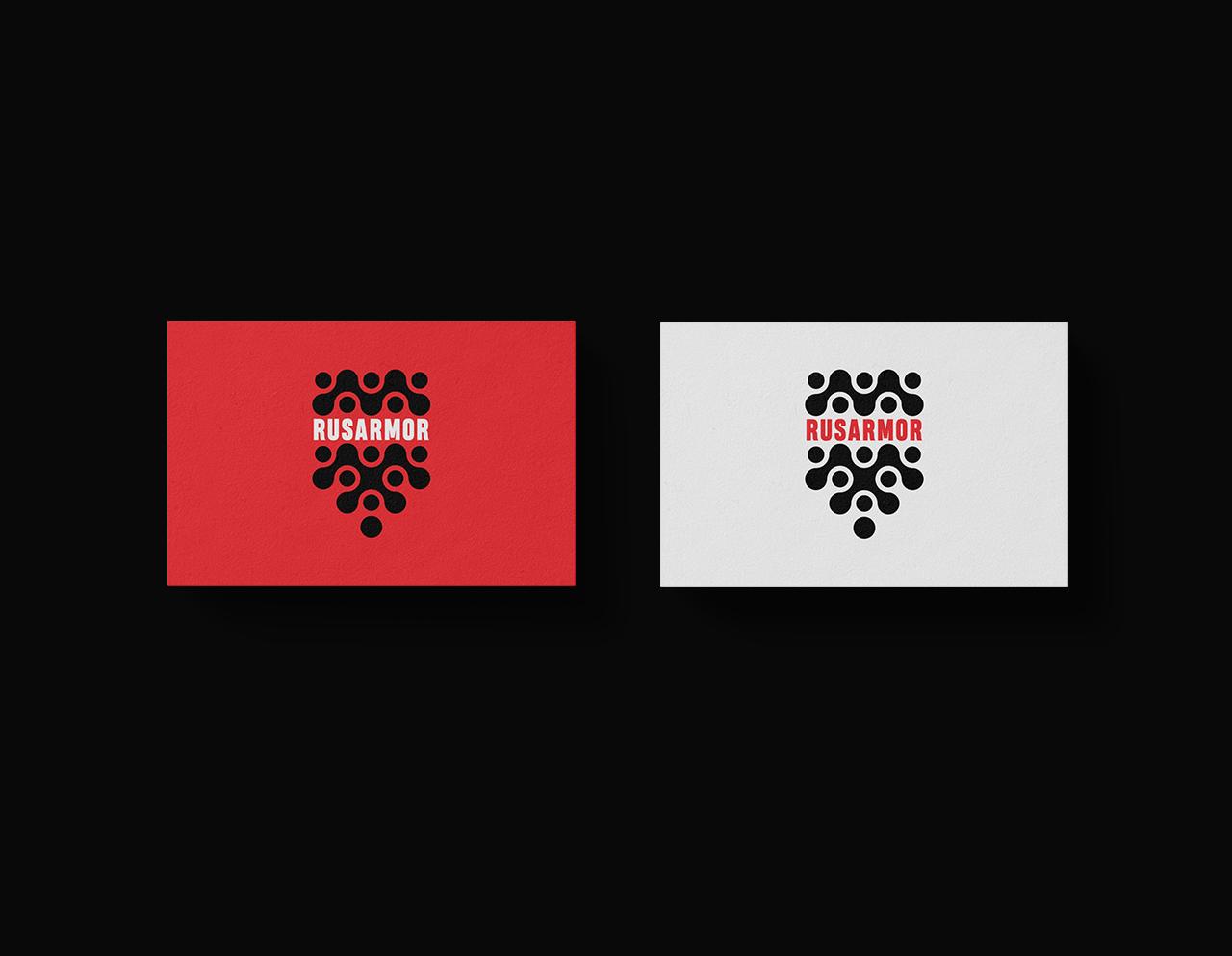 Разработка логотипа технологического стартапа РУСАРМОР фото f_0725a0cebed0ab3a.jpg