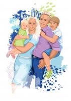 мечты семья